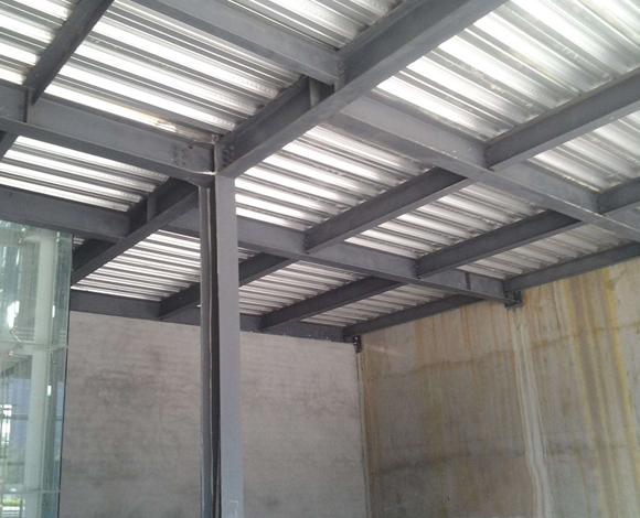 重庆钢结构阁楼加工