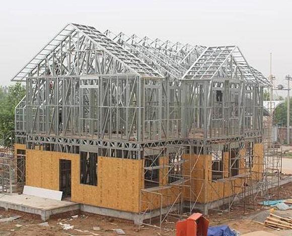 钢结构别墅设计