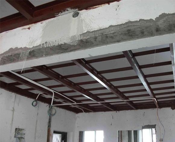 钢结构阁楼安装