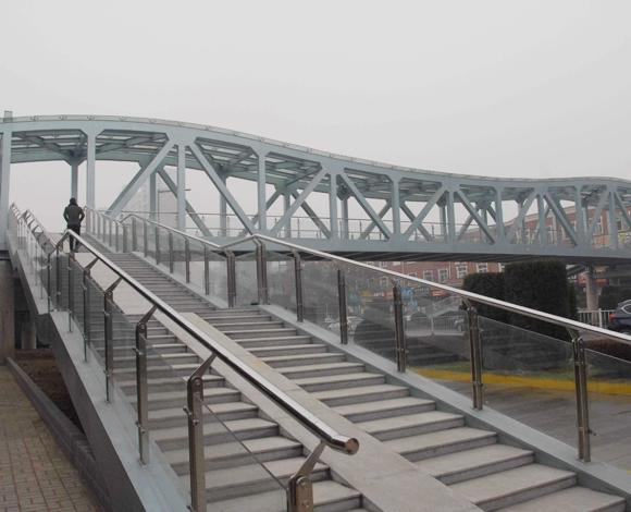 钢结构桥梁施工安装