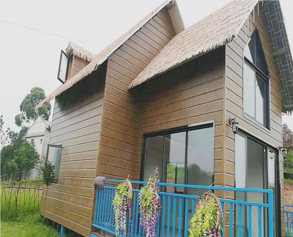 自贡市黄市镇渡假小洋房